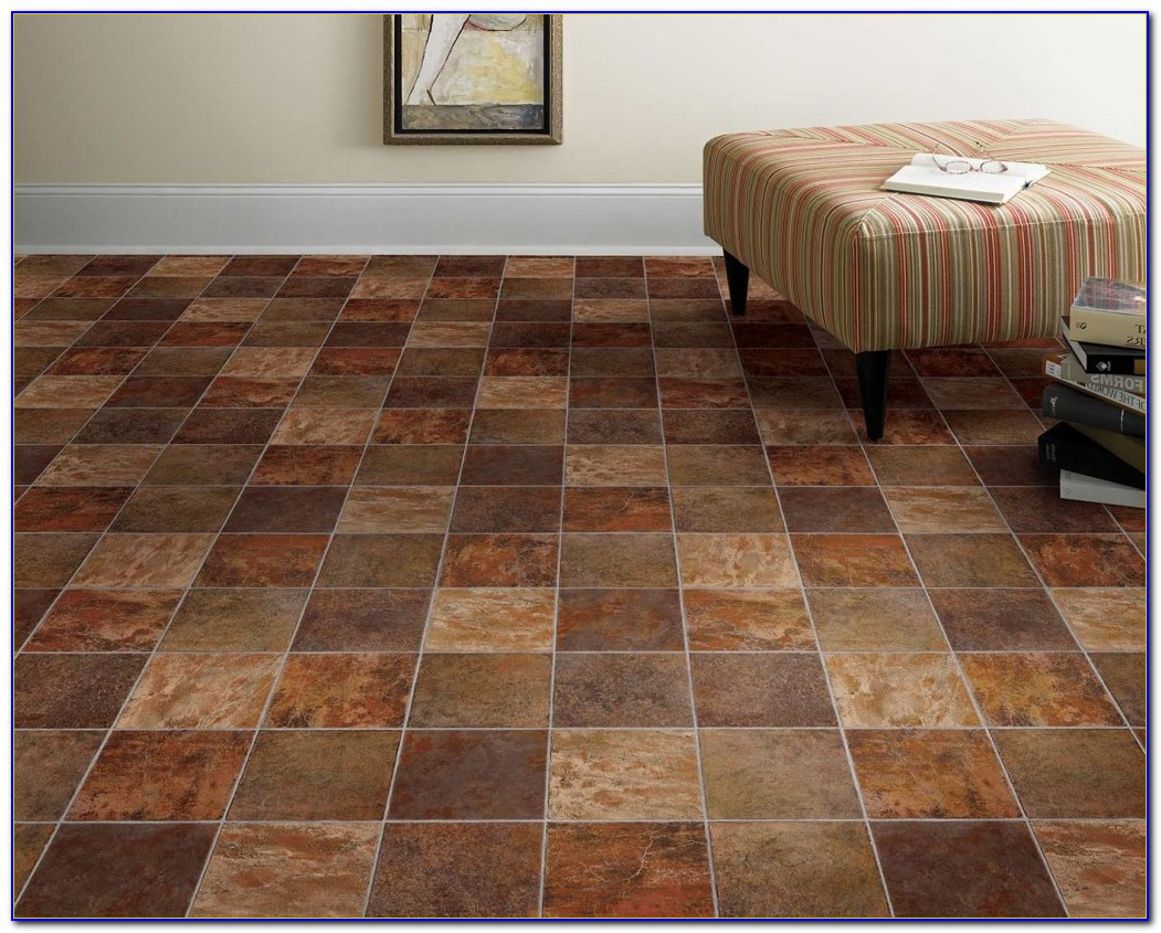 Congoleum Floating Vinyl Tile Flooring