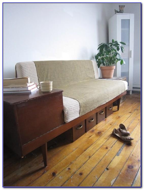 Corner Sofa With Storage Underneath