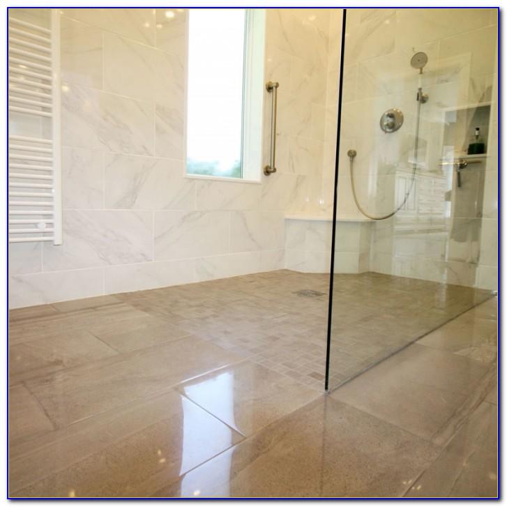 Custom Tile Shower Pan Kit