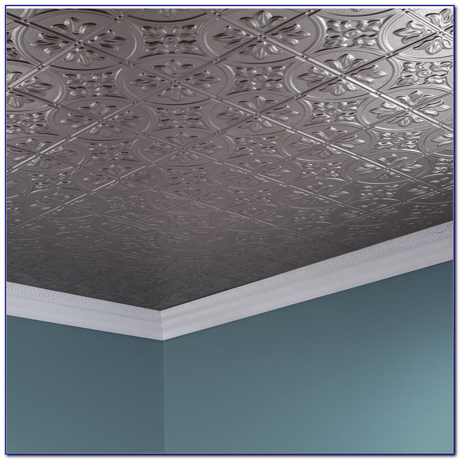 Drop Ceiling Tiles 2x4 Black