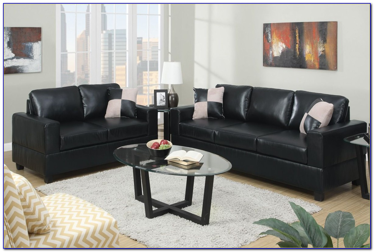 Flexsteel Leather Sofas And Loveseats