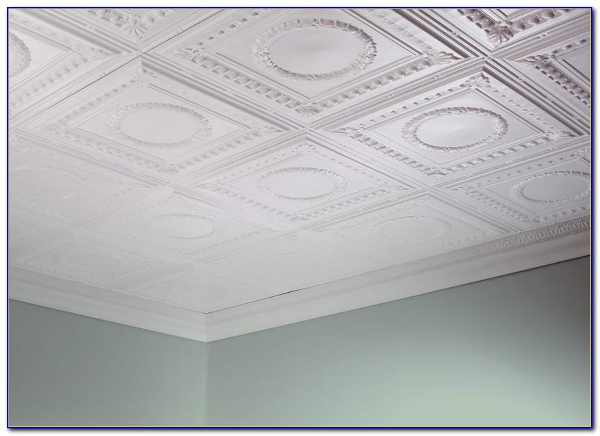 Glue On Acoustical Ceiling Tiles
