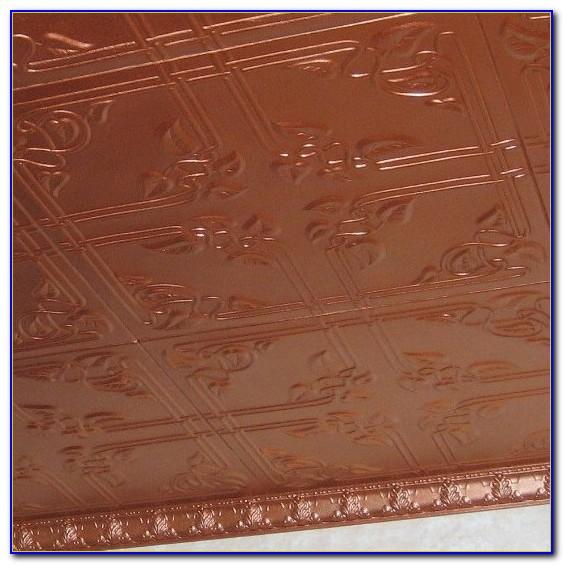 Glue On Styrofoam Ceiling Tiles