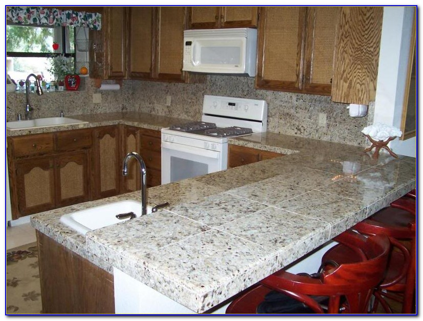 Granite Tiles For Countertops Kits