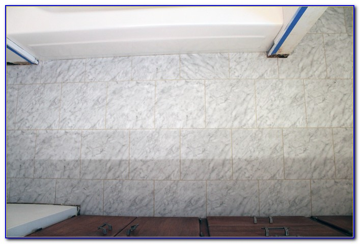 Groutable Peel And Stick Wall Tiles