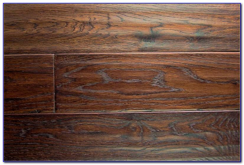 Hand Scraped Wood Look Tile Flooring