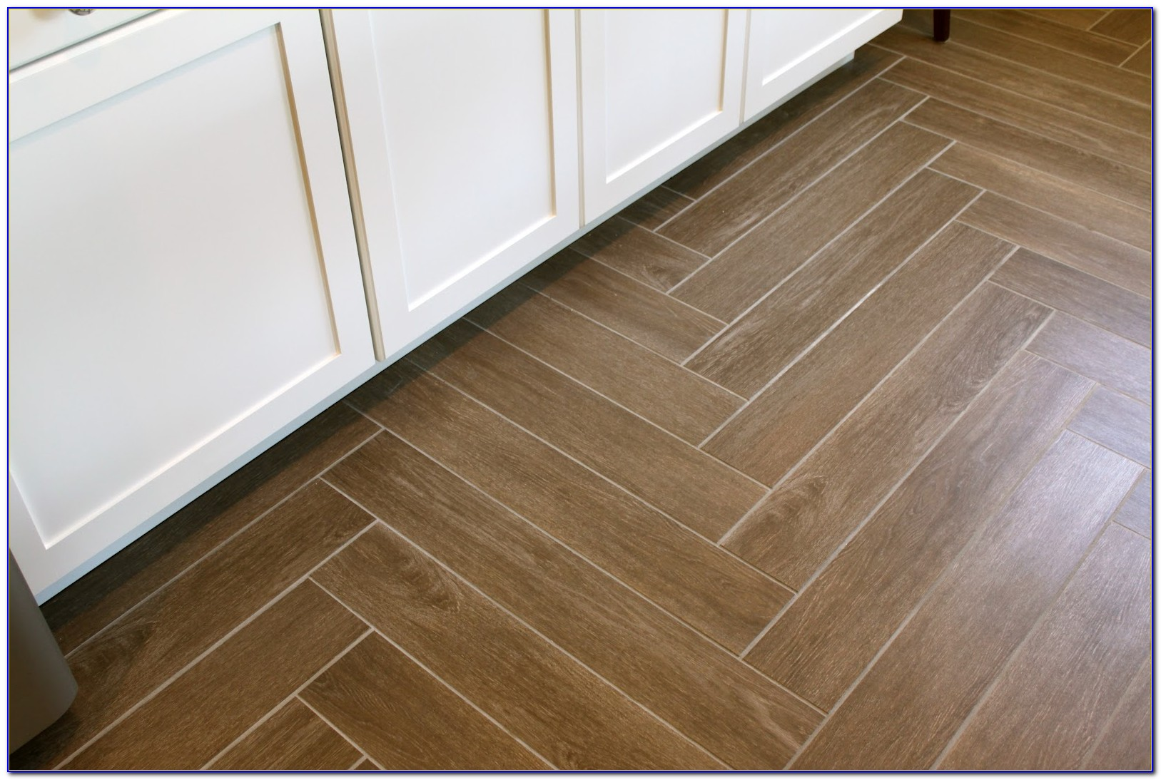 How To Lay Herringbone Pattern Tile Floor