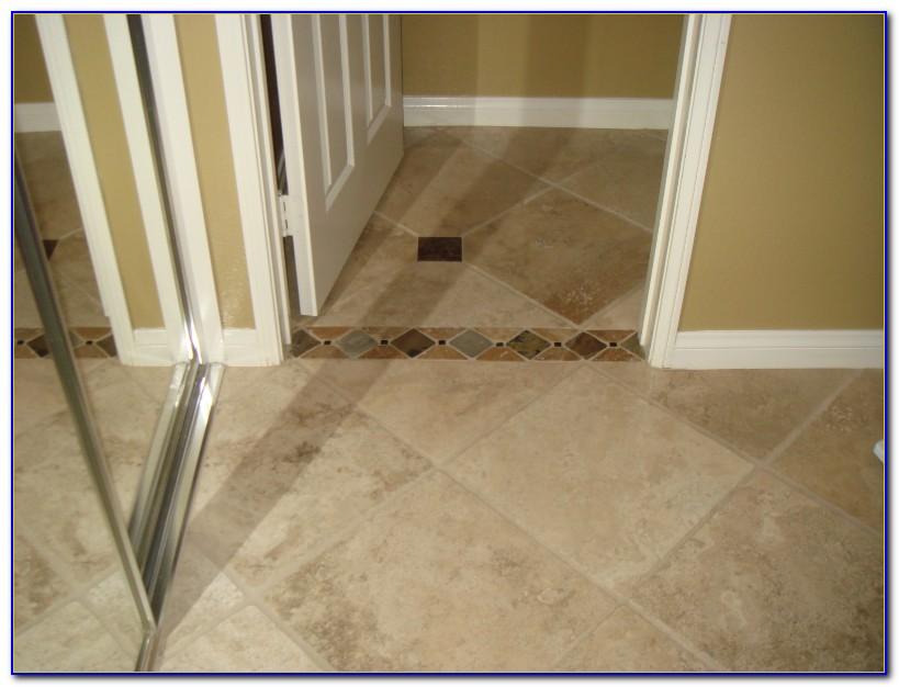 Installing Ceramic Floor Tile Over Linoleum