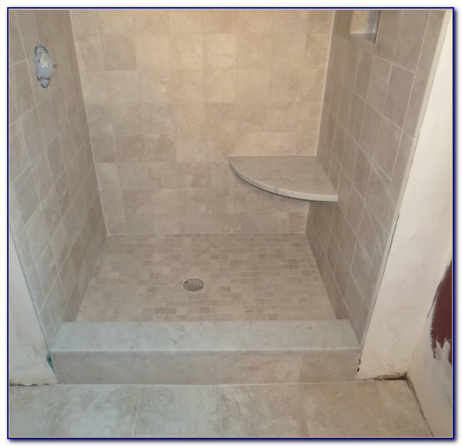 Installing Tile In Shower Floor
