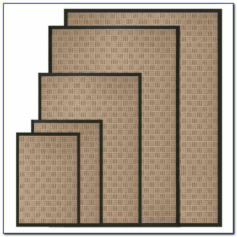 Interlocking Rubber Backed Carpet Tiles