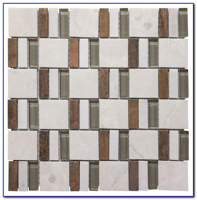 Jeffrey Court Mosaic Tile Installation