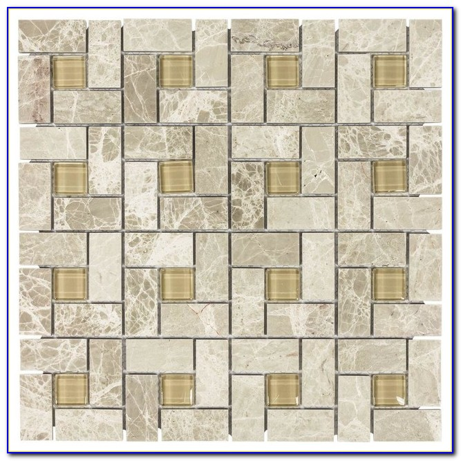 Jeffrey Court Valor Moon Mosaic Tile