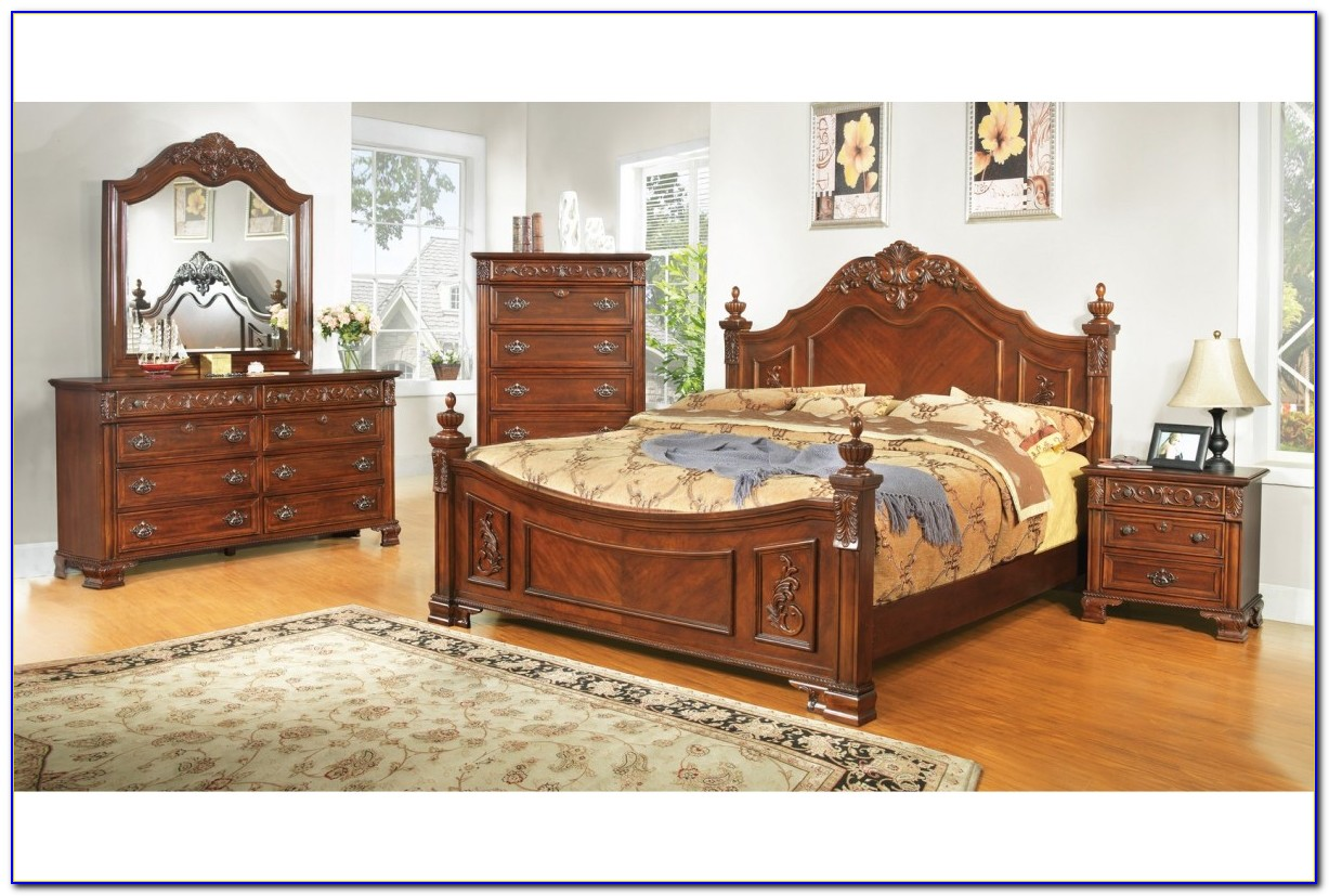 King Size Bedroom Set Ashley Furniture