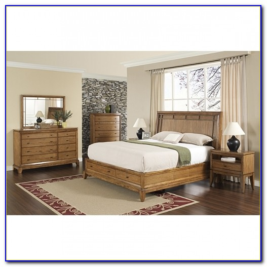 King Size Bedroom Set With Mattress