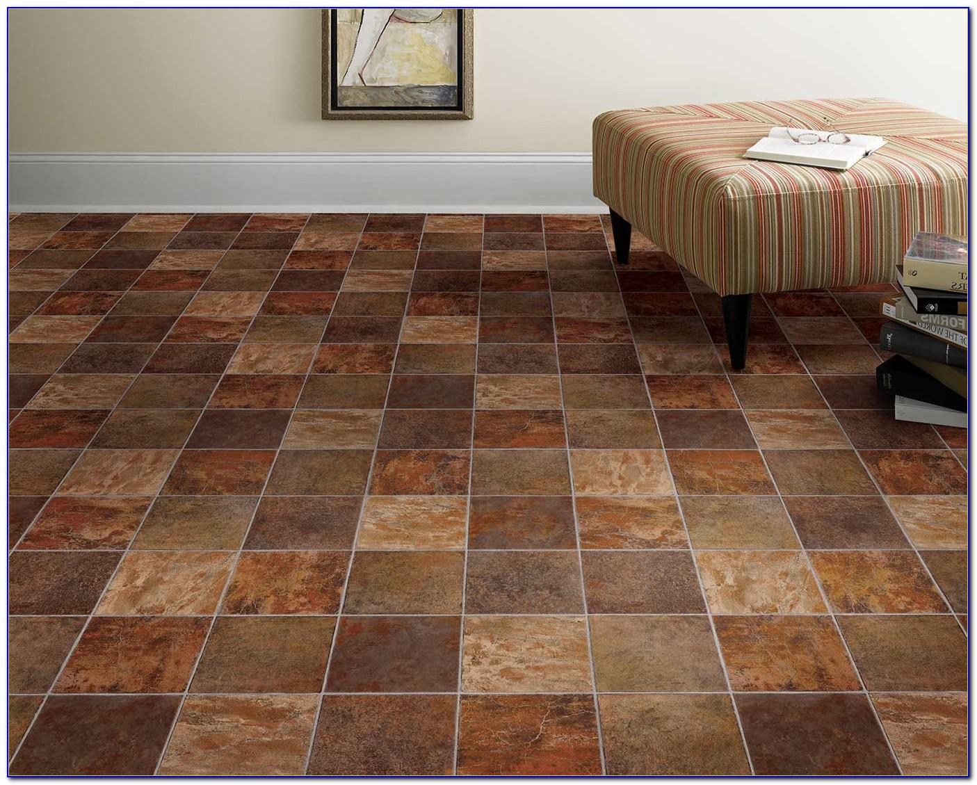 Linoleum That Looks Like Tile