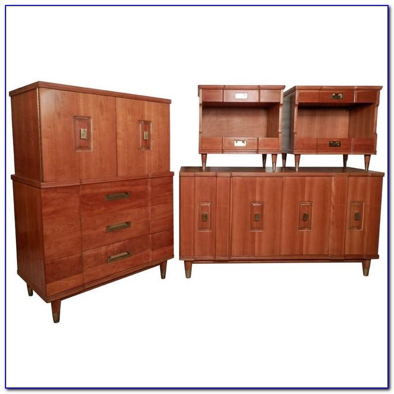 Mid Century Modern Lane Bedroom Furniture