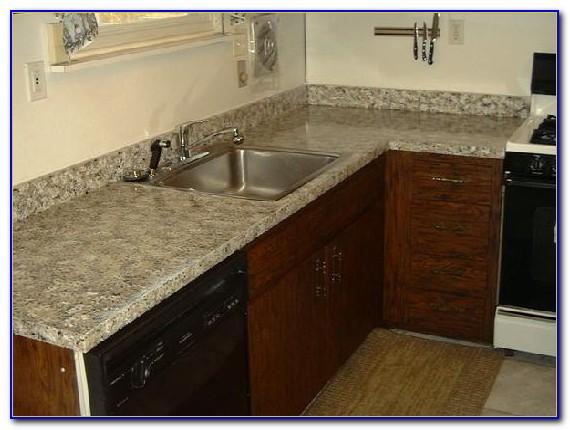 Modular Granite Tile Countertop Kits