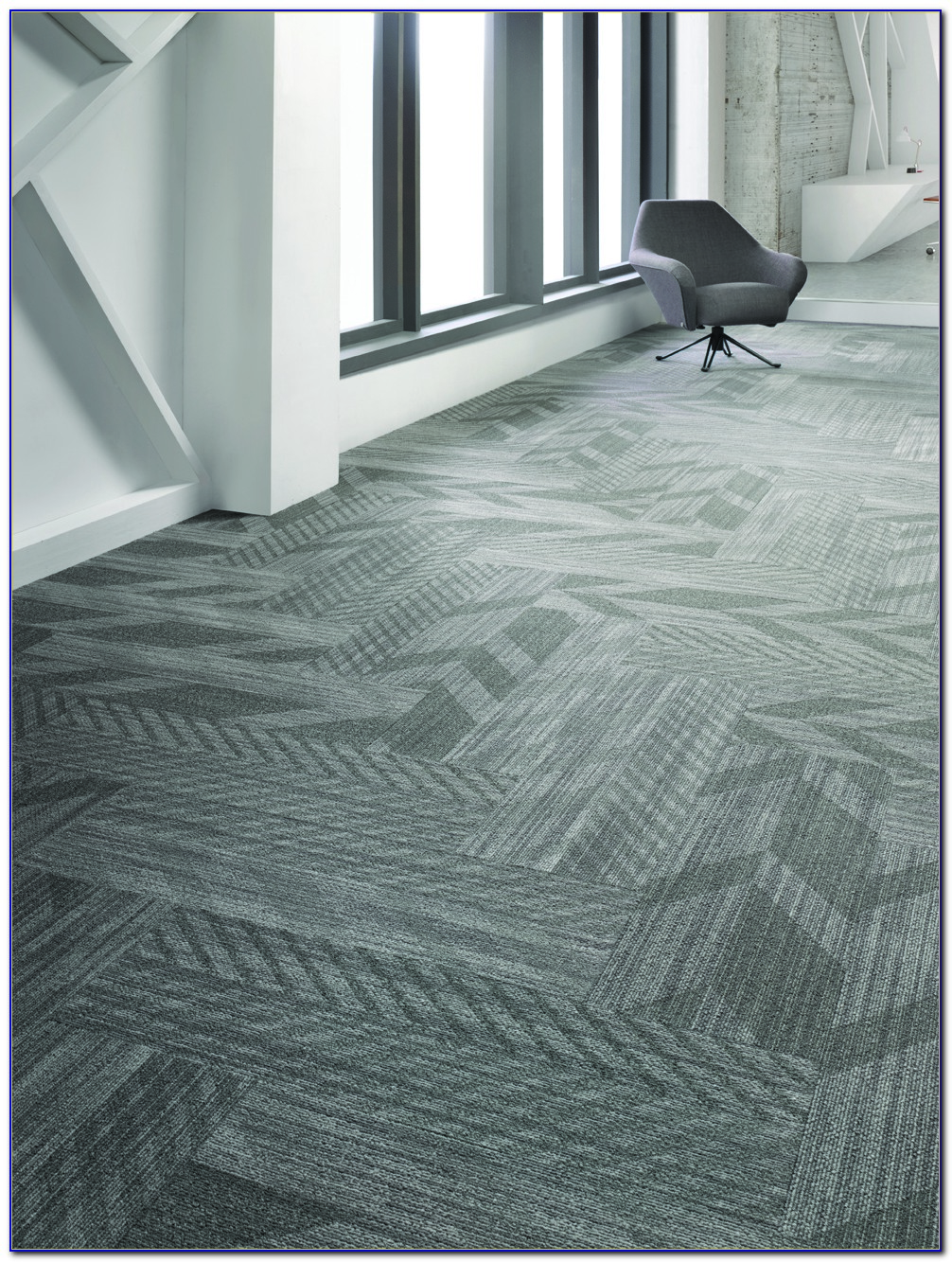 Mohawk Commercial Grade Carpet Tiles