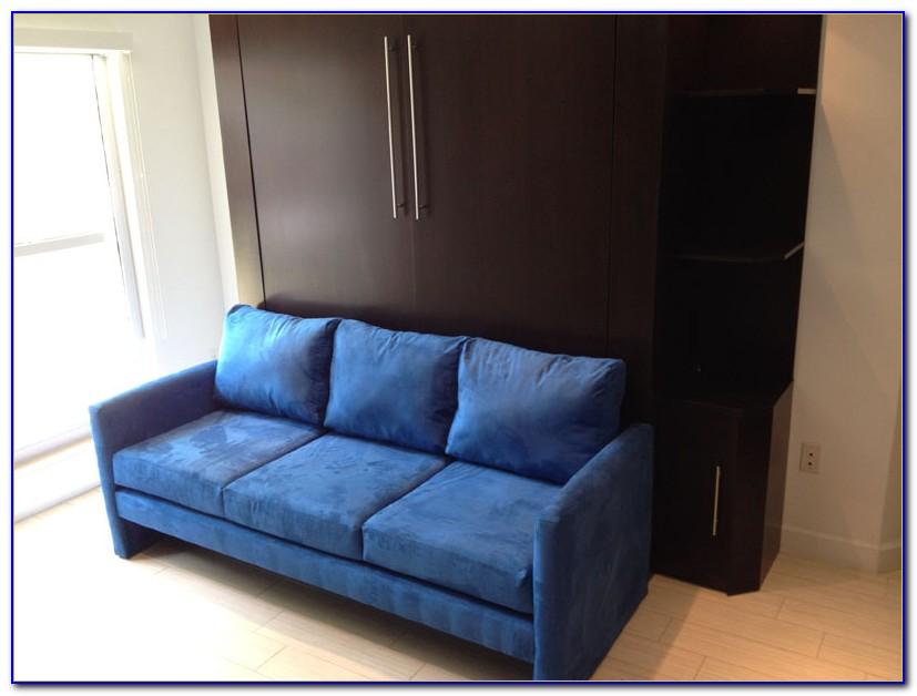 Murphy Bed Over Sofa Diy