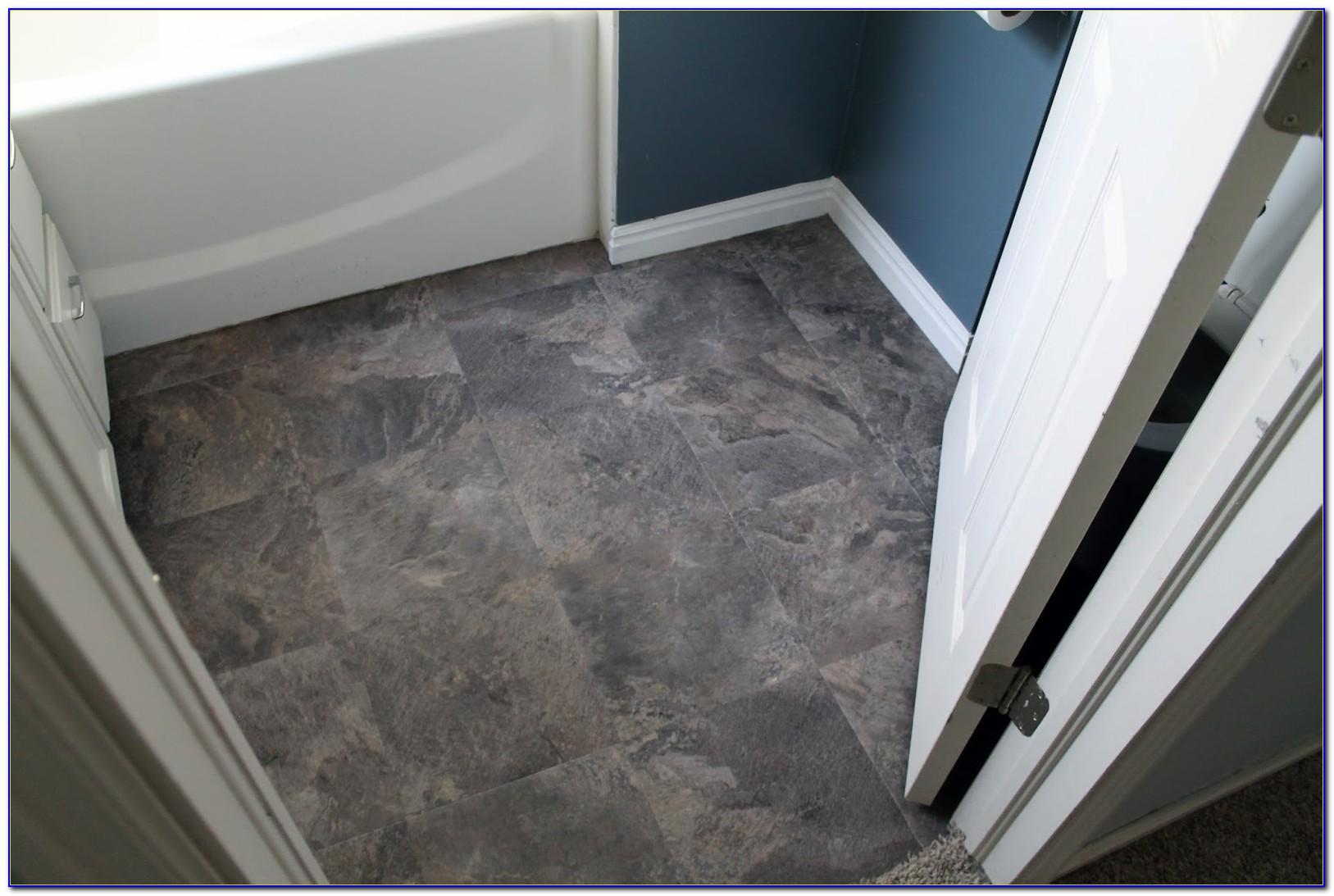 Peel And Stick Tile Bathroom Walls