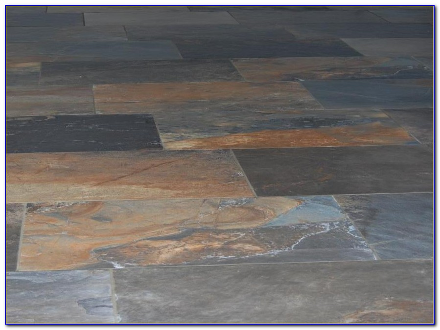 Porcelain Tile That Looks Like Black Slate