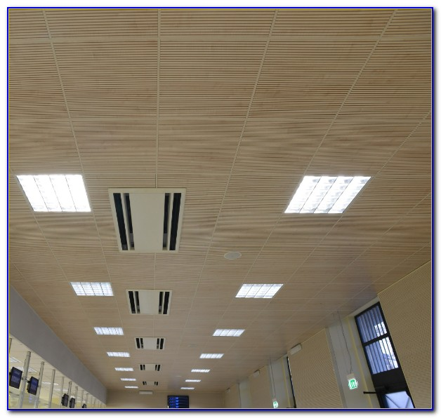 Residential Sound Absorbing Ceiling Tiles