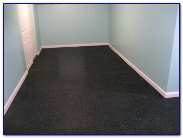 Rubber Flooring For Basement Playroom