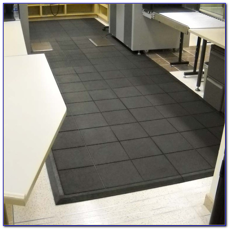 Rubber Flooring For Basements Canada