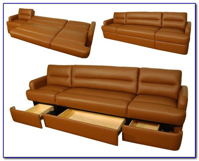 Sectional Sofa With Storage Underneath