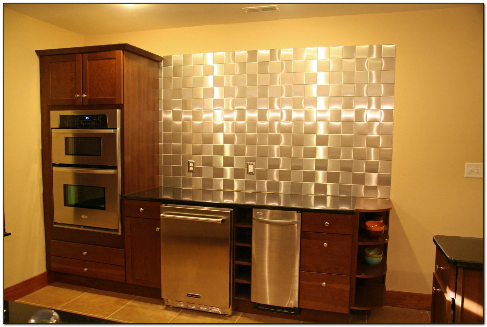 Self Adhesive Wall Tiles Ebay