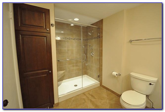 Shower Bases Ready For Tile