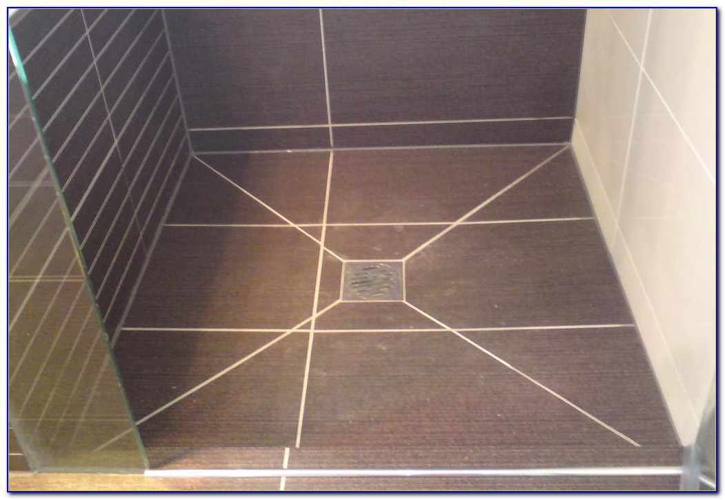 Shower Pan For Tile Floor