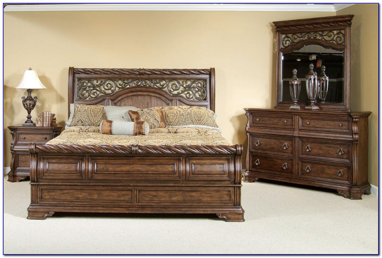 Solid Wood Bedroom Furniture Ashley
