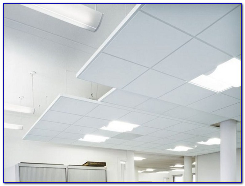 Sound Absorbing Drop Ceiling Tiles