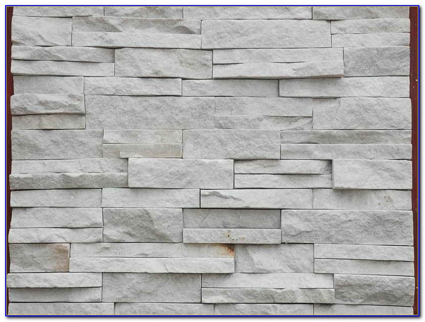 Stacked Stone Interior Wall Tile
