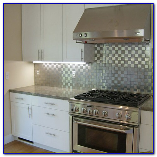 Stainless Steel Backsplash Tiles Houzz