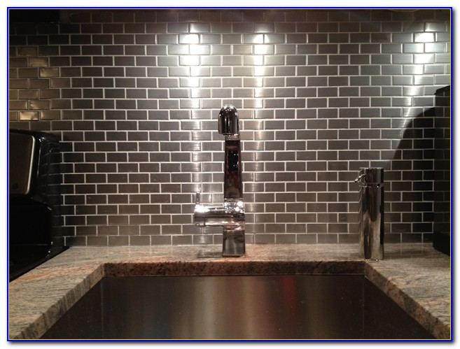 Stainless Steel Tiles Backsplash Uk