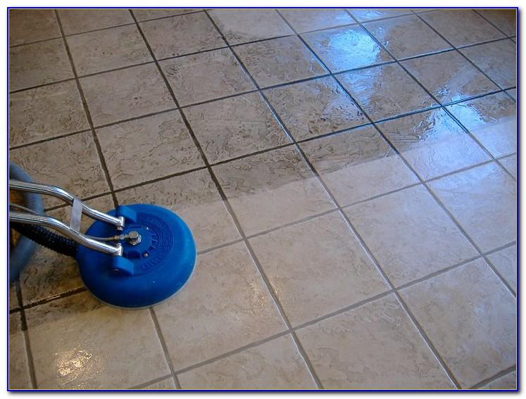 Steam Clean Saltillo Tile Floors