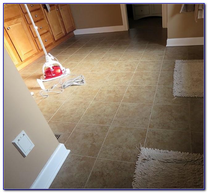 Steam Cleaning For Tile Floors