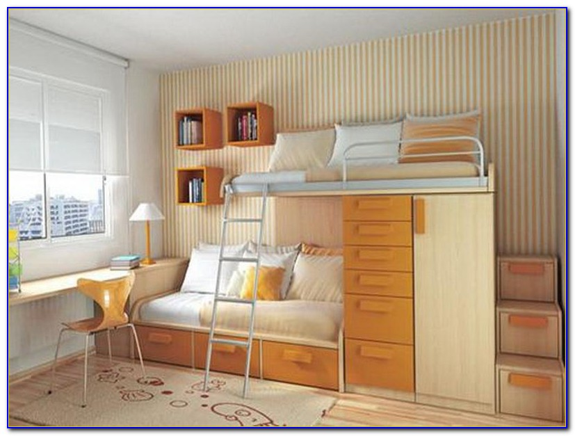Storage Ideas For Small Bedrooms On A Budget
