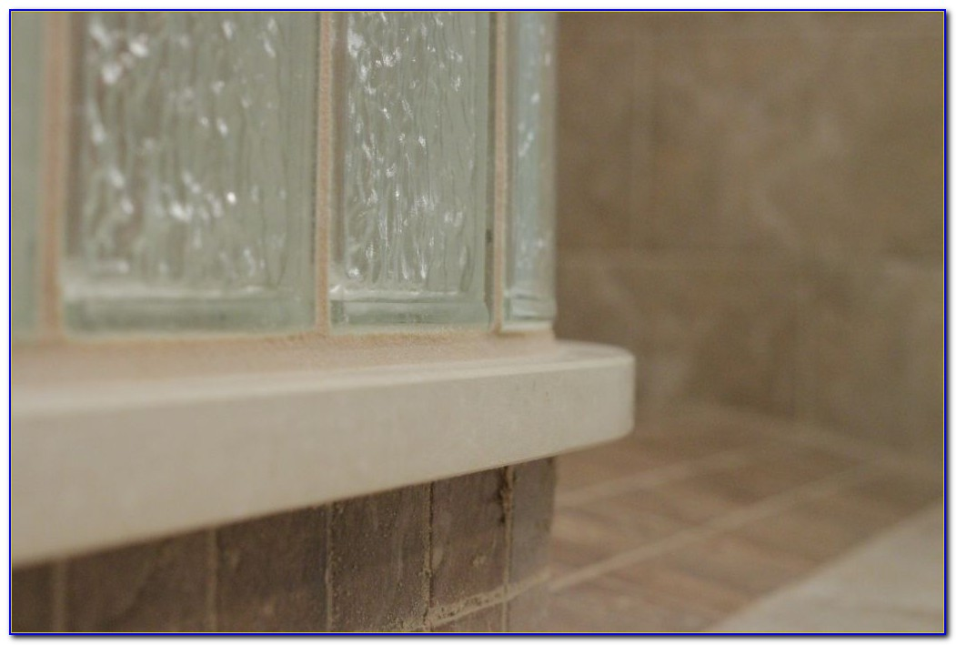 Tile Ready Shower Base With Bench