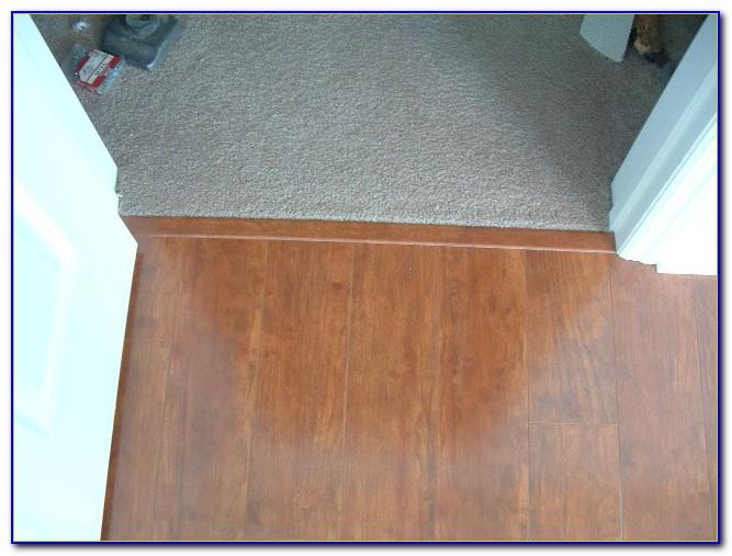 Tile To Carpet Transition Concrete Floor