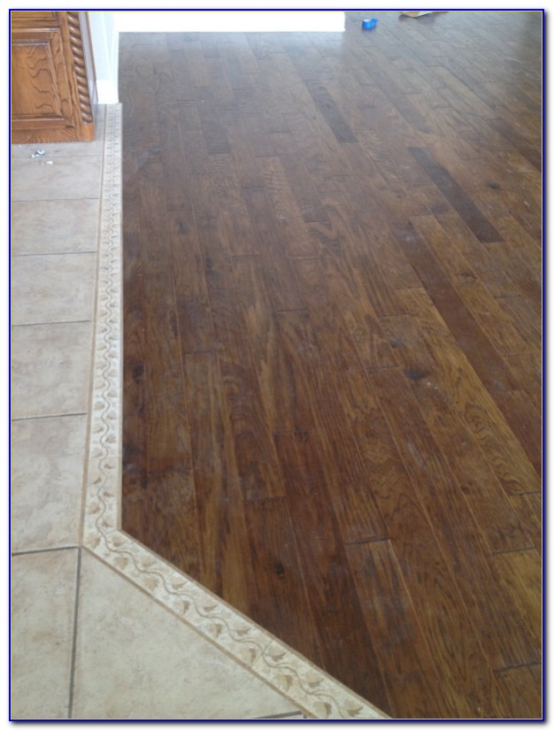 Tile To Wood Floor Transition Pictures