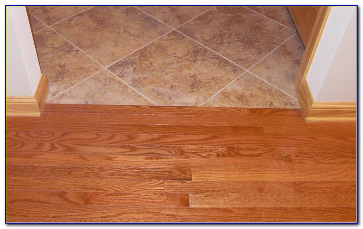 Tile To Wood Floor Transition Pieces