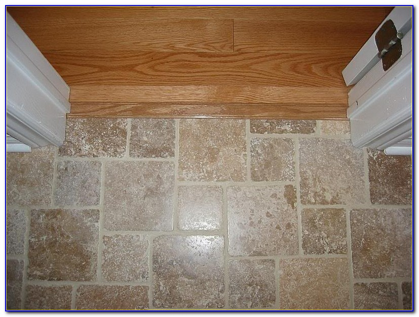 Tile To Wooden Floor Transition