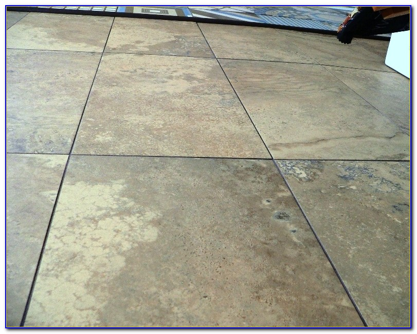Travertine Look Alike Porcelain Tile