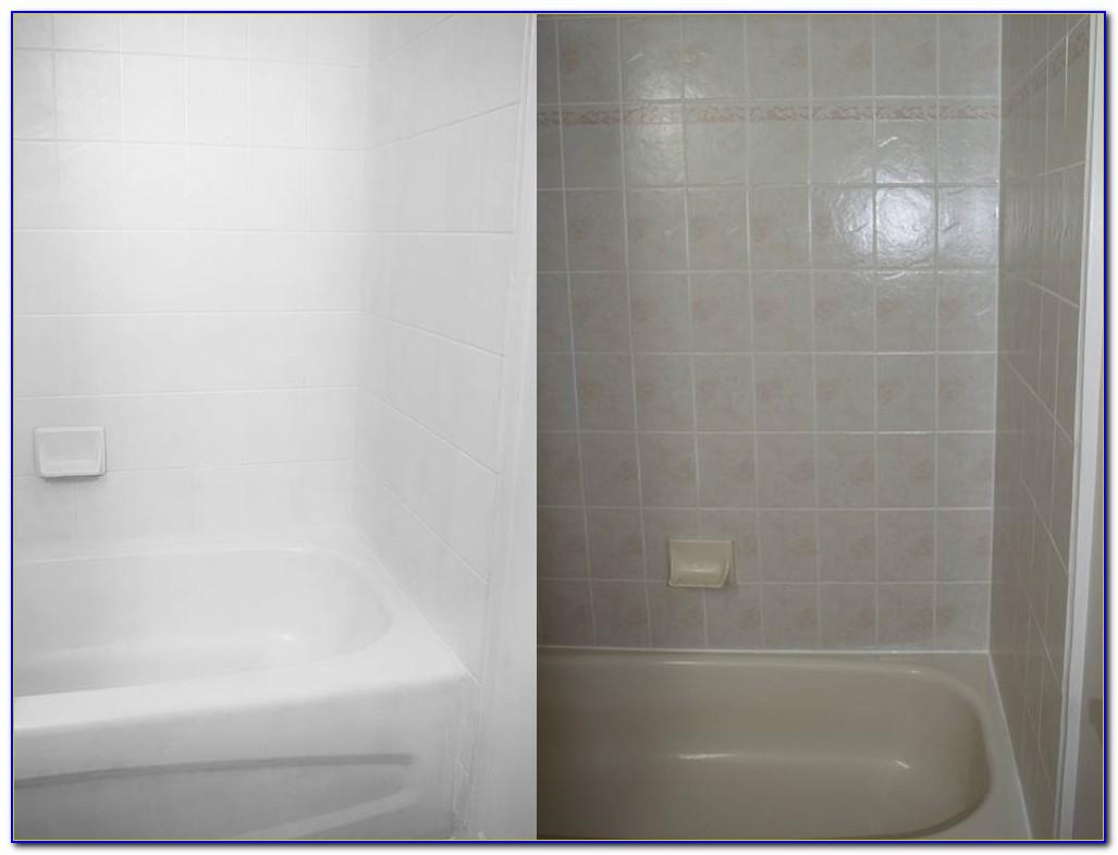 Tub & Tile Refinishing Kit Homax
