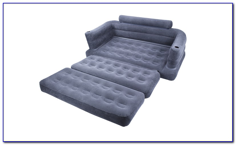 Twin Size Pull Out Sofa Bed