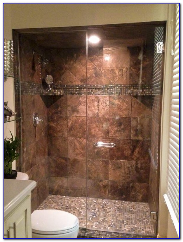 Walk In Tile Showers Pictures
