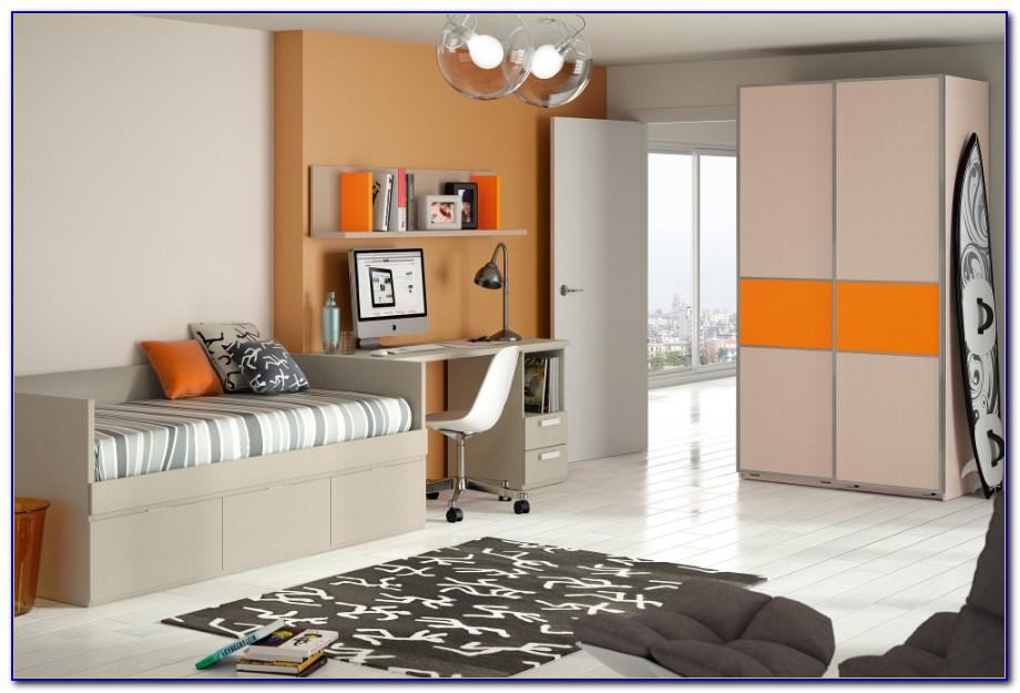 White Toddler Bedroom Furniture Set